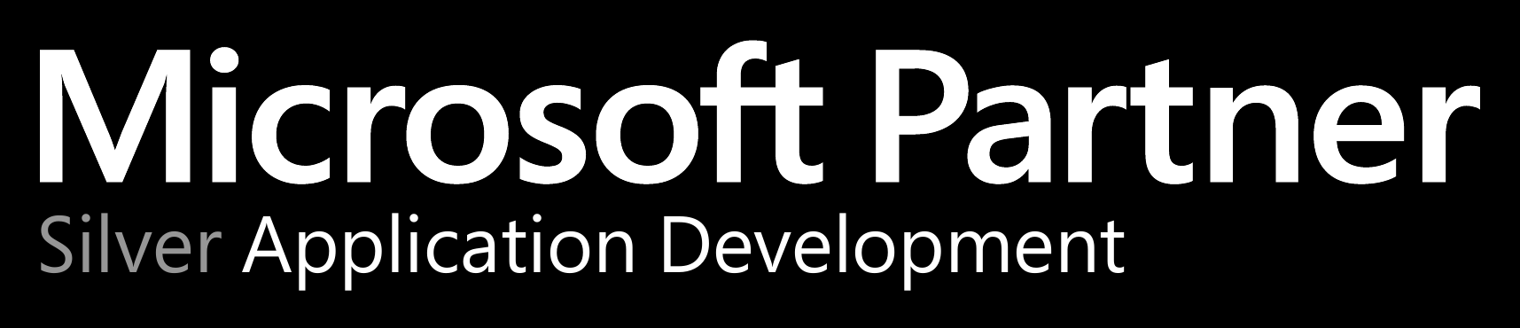 Microsoft Silver Kompetenz Application Development